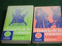 Historia de la Comuna, Lissagaray
