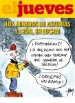 ¡Los mineros de Asturias y León, en lucha!
