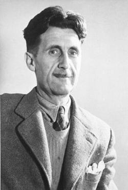 George Orwell (AP Photo)