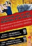 Luchan por su pan, defienden el de todos. 10 julio. recibimiento en Moncloa a las 22. 11 julio manifestación Colón-Ministerio de Industria a las 11