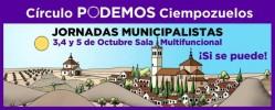Jornadas municipalistas ciempozuelos