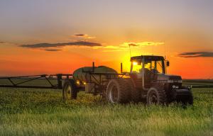 Earl Wilkerson tractor